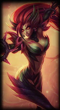 Female League Of Legends Characters