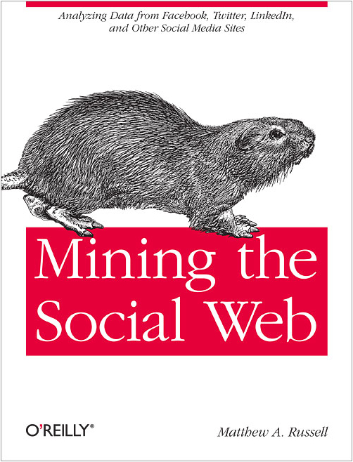 Mining the Social Web cover