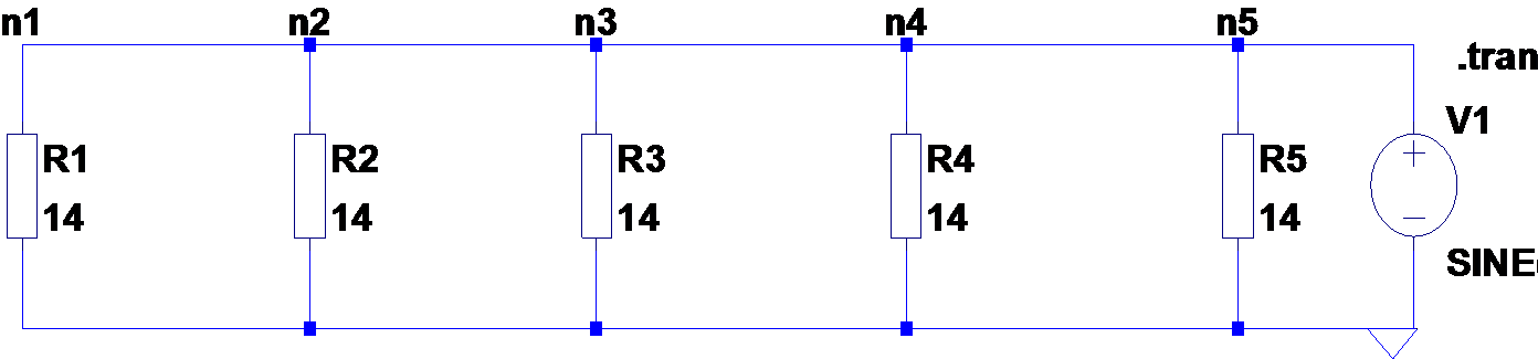 lamps schematic
